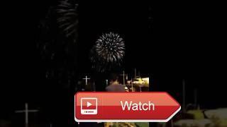 Fuochi d'artificio della Festa della Madonna della Marina luglio