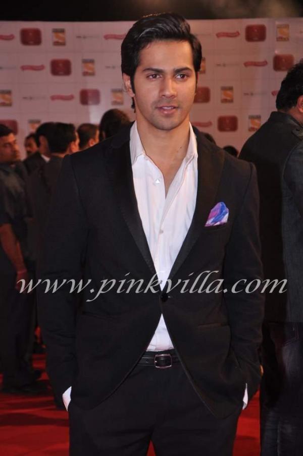Varun Dhawan at the Stardust Awards | PINKVILLA
