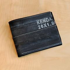 Recycled Inner Tube Wallet
