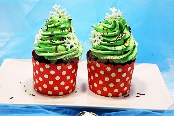 Cupcakes braduti #reteteleGinei #poftabunacuGinaBradea #retete #reteteculinare