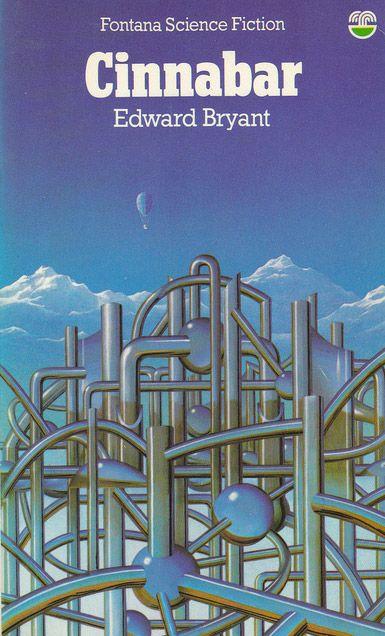 Selected Sci-Fi & Fantasy Book Covers Part 1 – Sci-fi-o-rama