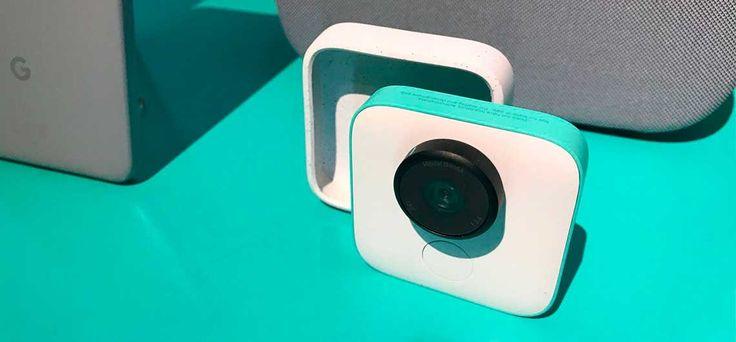 Con Google Clips, la compañía quiere introducir al mercado una cámara pequeña de casi dos pulgadas que puede capturar videos de los momentos más interesantes de nuestras vidas
