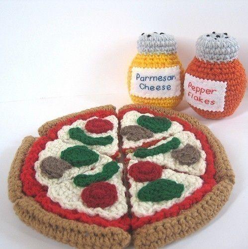 Amigurumi Crochet In The Round : 1170 best images about Comidas Amigurumi on Pinterest