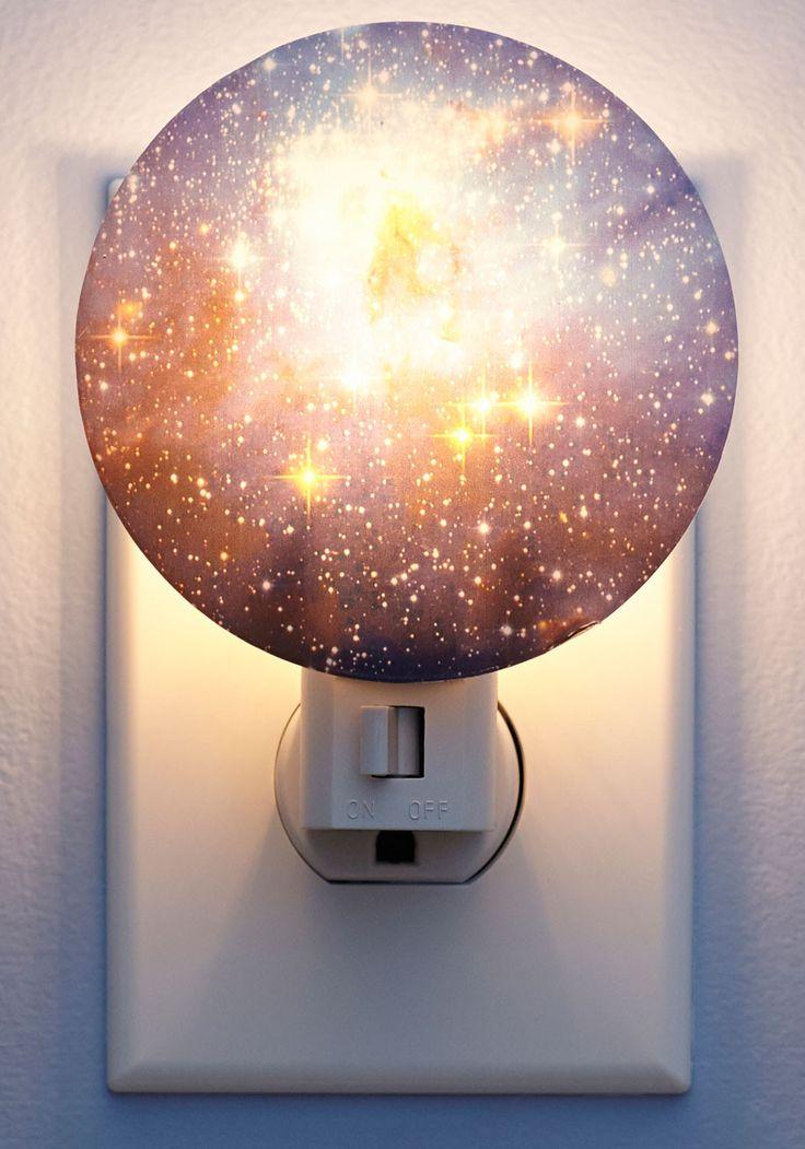 Galaxy Sky Night Light