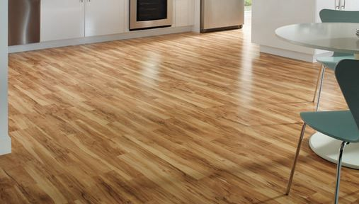 Power dekor ltd offers high quality laminate flooring at for Most inexpensive flooring