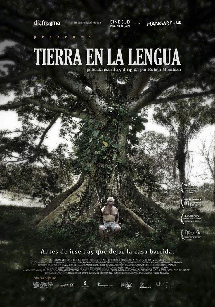 Tierra en la lengua. Rubén Mendoza.