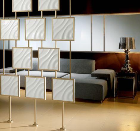 midcentury modern divider.  Secret Design Studio knows Mid Century Modern Architecture.   www.secretdesignstudio.com