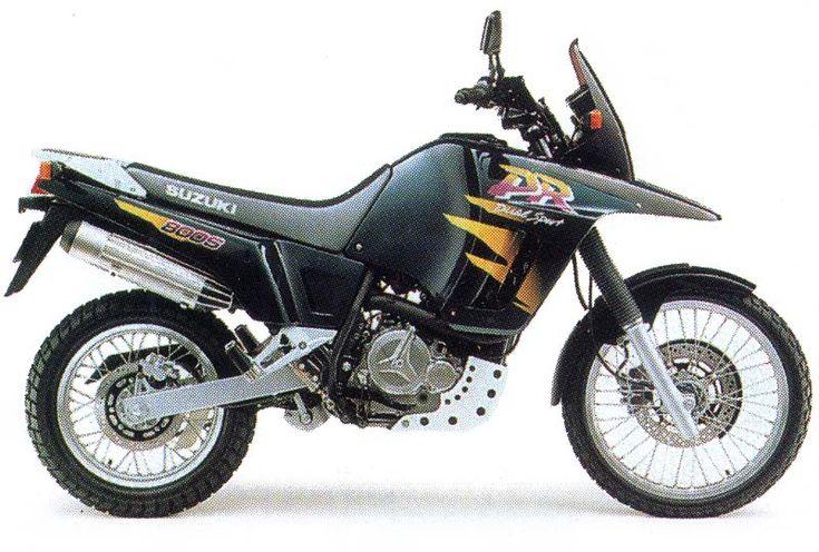 Suzuki DR800S Big (1996)
