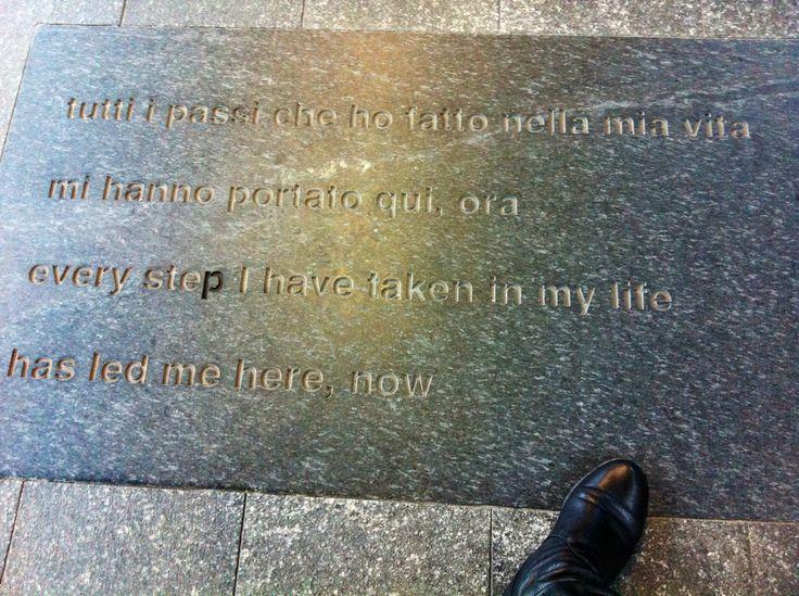 Where my feet take me? Milan ❤