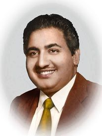 "Even when we were married, Rafi saab didn't encourage me to listen to his songs. He'd always smilingly look at me and joke, 'If you only paid attention to my singing, who will do the house work?' We would share a good laugh about it."" Mohammed Rafi's wife Bilquis Rafi revealed in an interview.  For Bilquis, his wife, Rafi was just a husband, his music did not matter to her at all. She never listened to songs. But for all that, it was apparently a very happy marriage."