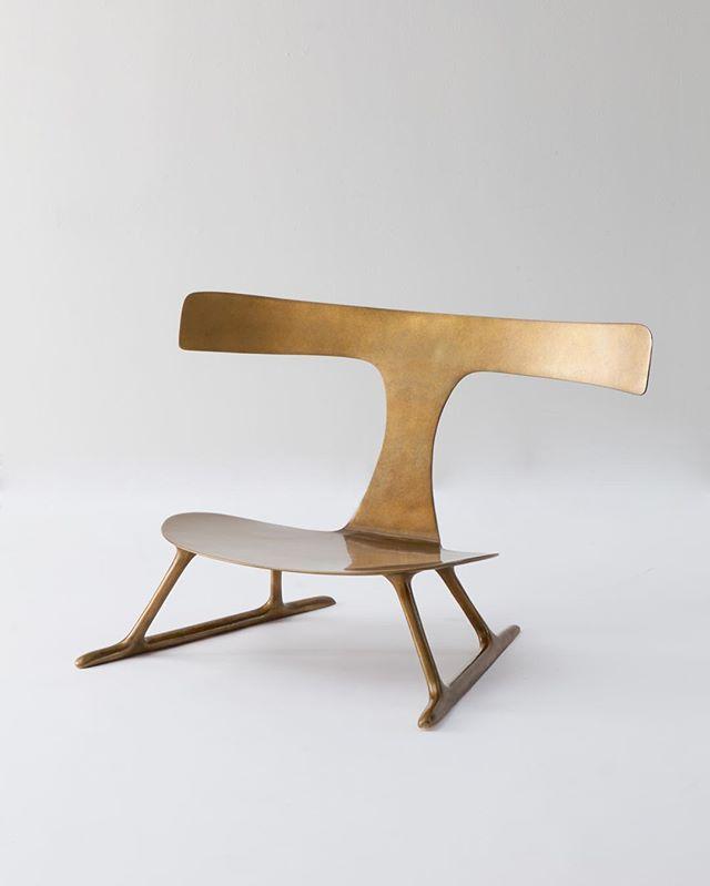 Patrick Naggar • Icarus Chair (2011) #patricknaggar #design #stilllifestore