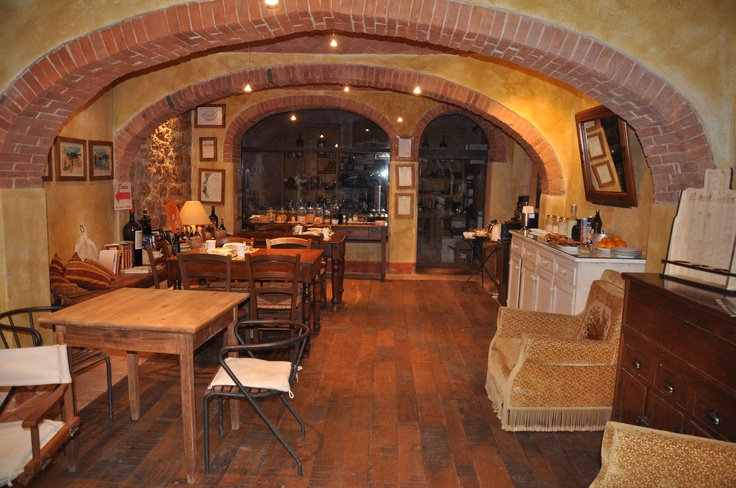 breakfast at il Molinello