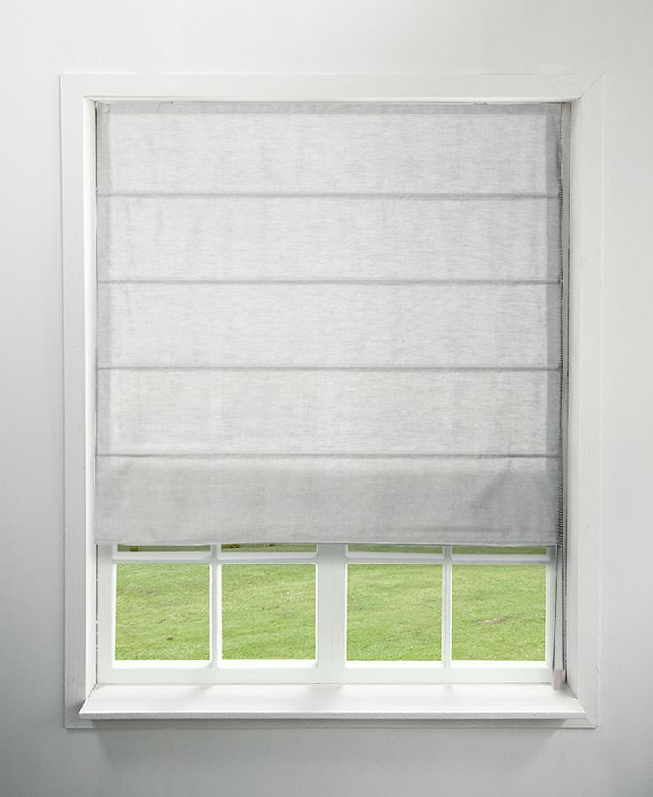 70 best roman shades images on pinterest linen roman for Linen shades window treatments