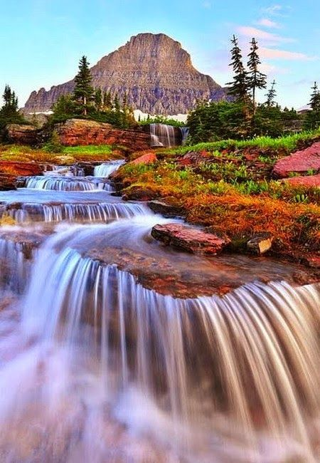 Glacier National Park, Montana - Picz Mania www.facebook.com/loveswish