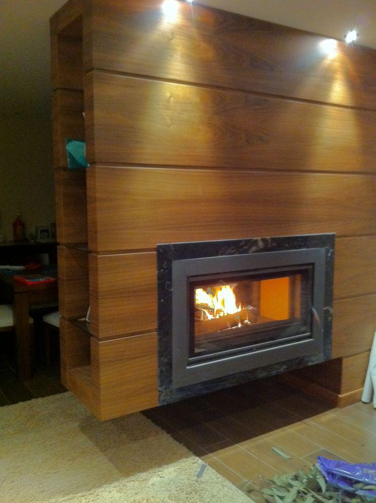 Las 25 mejores ideas sobre chimenea de doble cara en - Chimeneas en mallorca ...