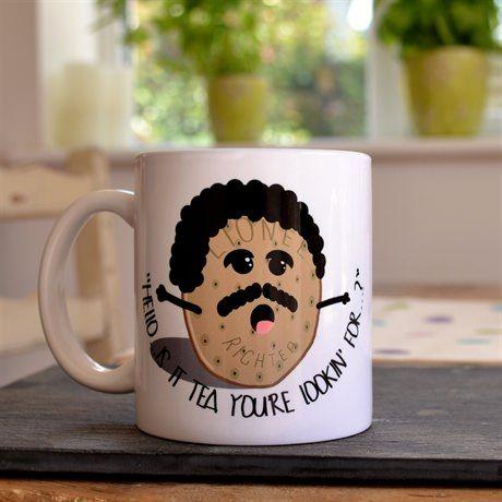 Lionel Richtea Mug   Find Me A Gift