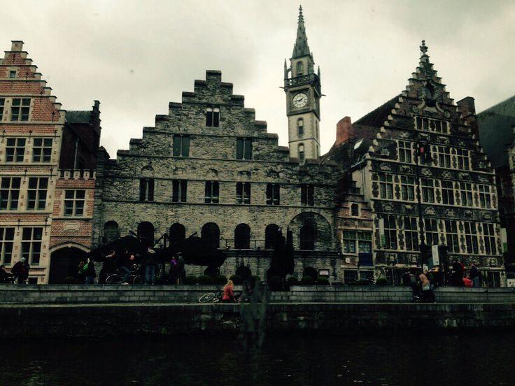 Gent, gildenhuizen