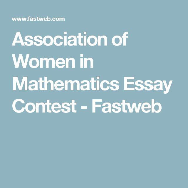 Essay careers in mathematics