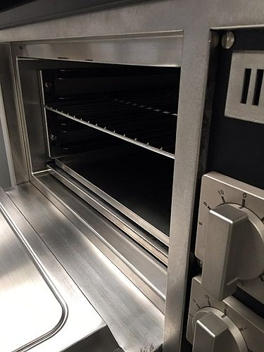 Appliances - Electric Oven | Marrone Custom Cooking