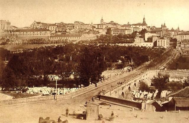Puente de Segovia 1753 - 1862 | Viendo Madrid