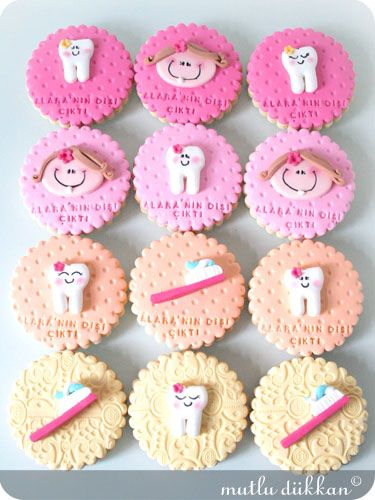 to celebrate when your child looses first tooth! <3