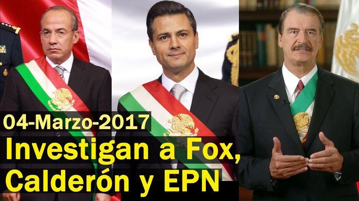 Investigan al Gobierno de Vicente Fox, Felipe Calderón y Peña Nieto por ...