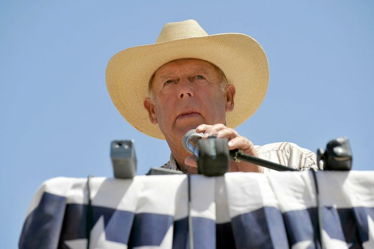 """Cliven Bundy also had some surprising thoughts on """"the Spanish people"""" - Vox"""
