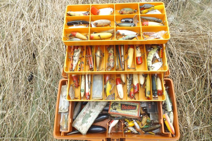 Premium Super Ultra Fine Vintage Fishing Lure Collection American Canadain Rare  #ManyMakesnModels