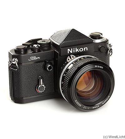 Nikon: Nikon F2 Titan (F2T) camera