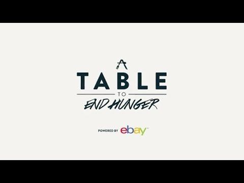 A TABLE TO END HUNGER - Bronze Direct