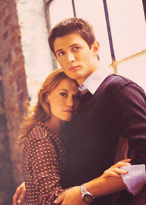 Nathan & Haley (Always & Forever); OTH, s/o to North Carolina!