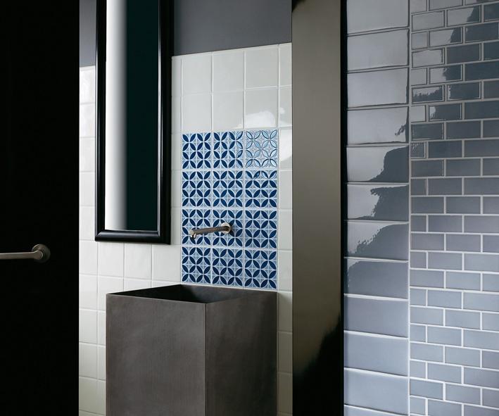 Ceramiche Grazia Tile Composition Bathroom Tile Design Concept Italian Style Elegance
