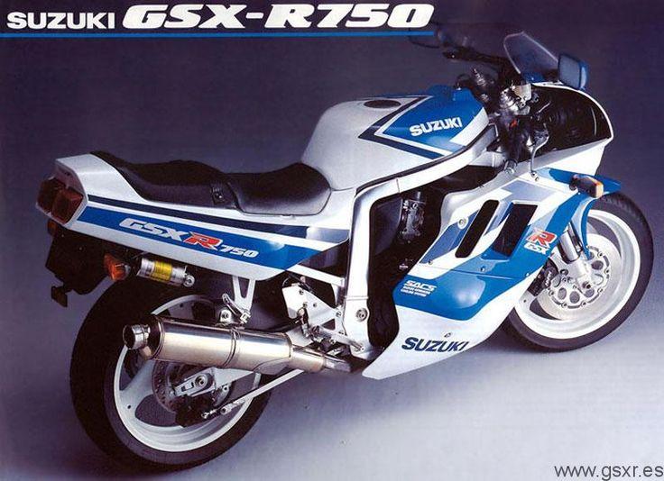 Suzuki GSXR 750 1991