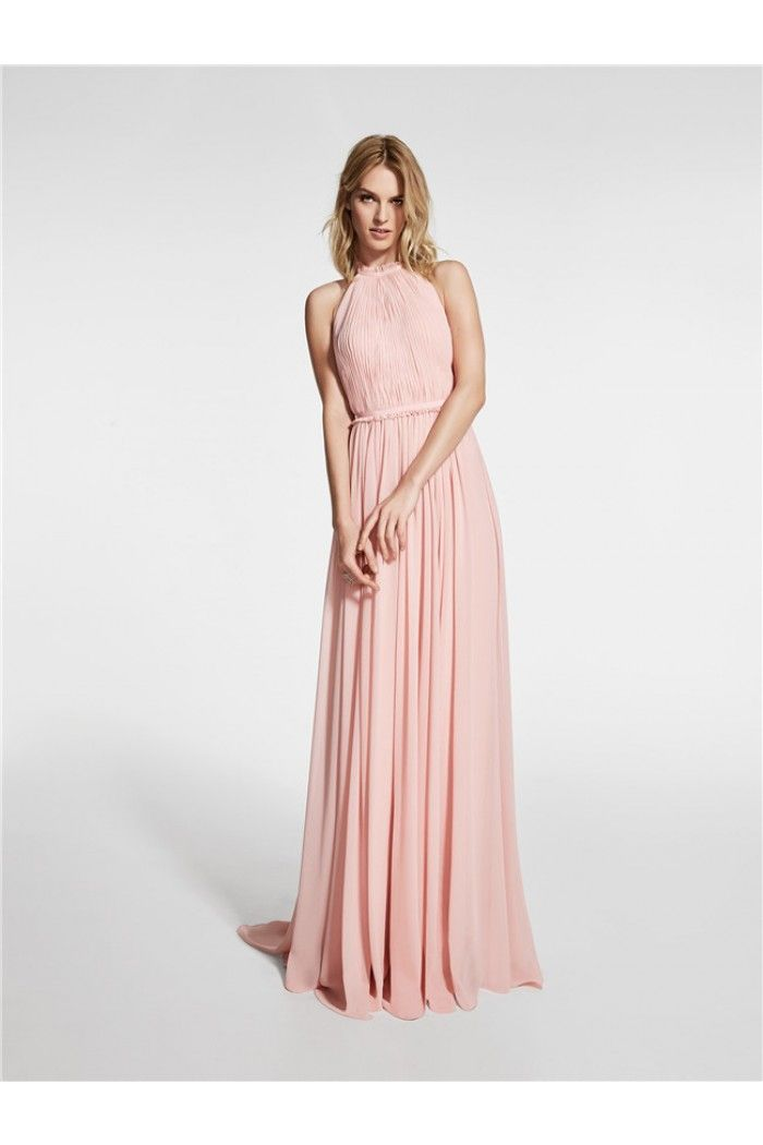 64 best Blush Pink Prom Dresses images on Pinterest