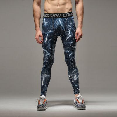>> Click to Buy << 2015 mens di compressione pantaloni sportivi da corsa collant basket palestra pantaloni lunghi bodybuilding jogger #Affiliate