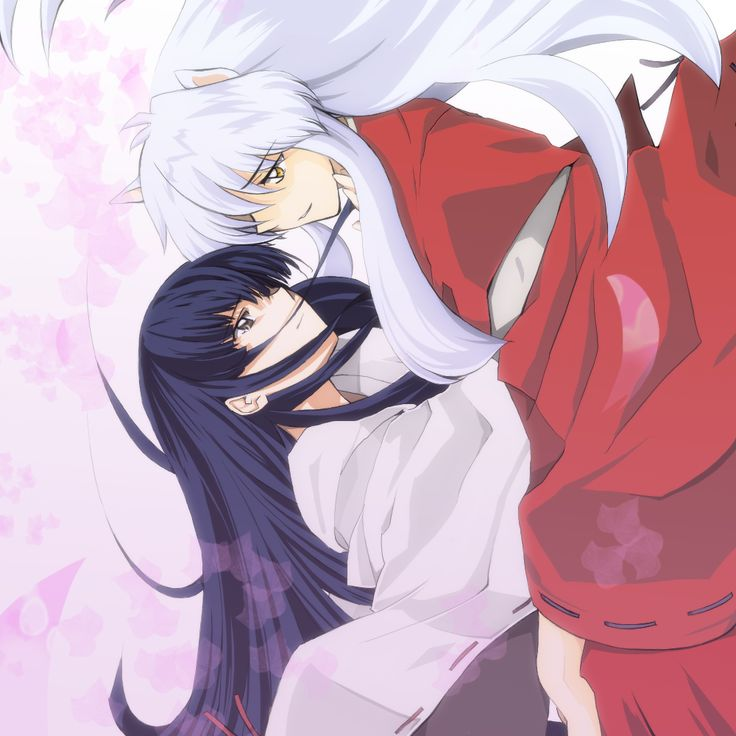 1031 Best Images About Inuyasha On Pinterest: 75 Best Images About Inuyasha And Kikyo On Pinterest