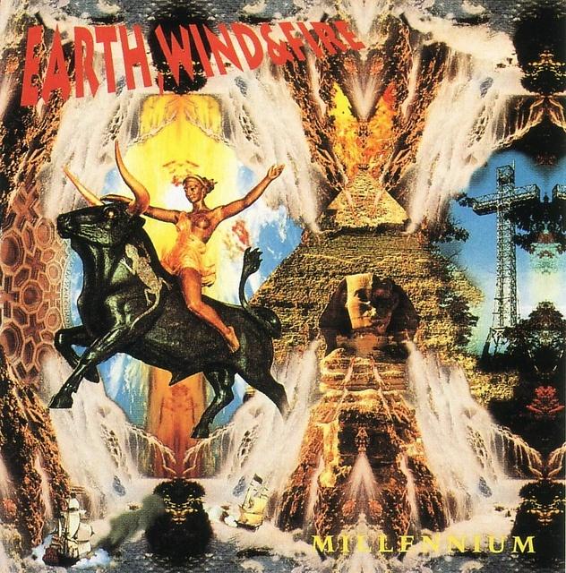 TADANORI YOKOOEarth Wind, Tadanori Yokoo, Afroalbum Covers, Millennium Earth, Rocks Posters, Film Posters, Covers Art, Album Art, Fire