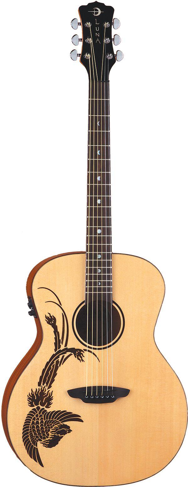 Luna Guitars - Oracle Phoenix