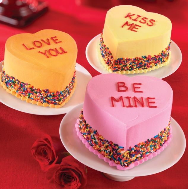 120 best Valentines Day Cakes images on Pinterest | Beautiful ...