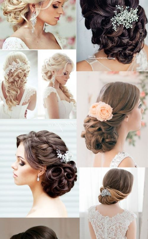 Our most popular wedding hairstyles - FindItforWeddings