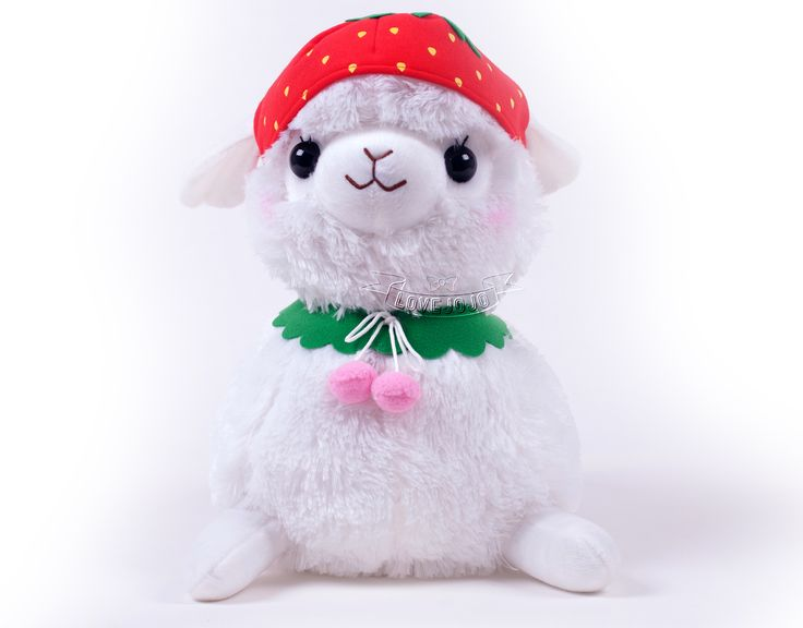 Baby Alpacasso Love Berry Giant Plush | LoveJojo.com