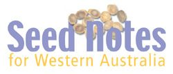 Seed Notes for Western Australia prov...