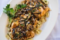 Cheesecake factory chicken marsala pasta recipe