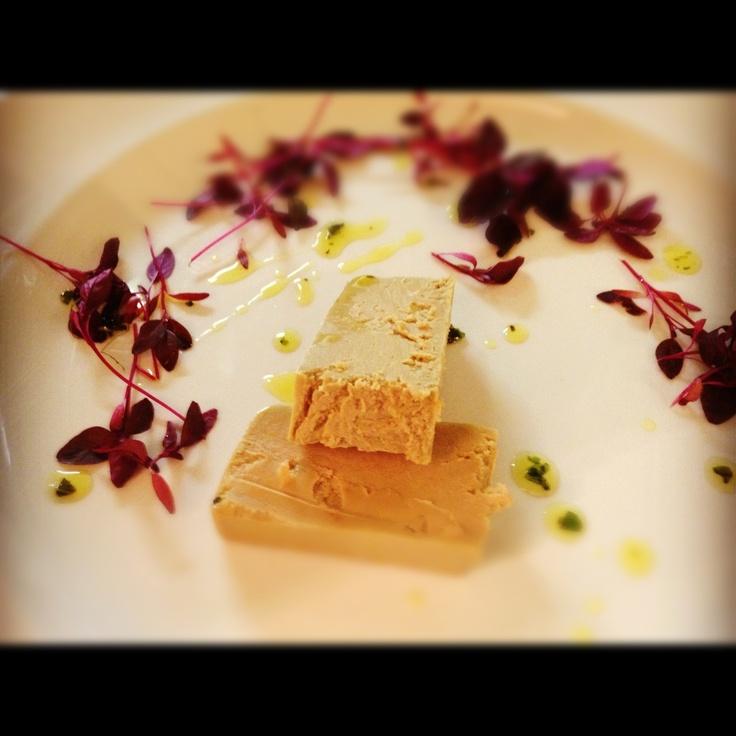 Chicken Liver and Foie Gras Parfait