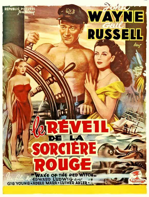 Le Réveil De La Sorcière Rouge : réveil, sorcière, rouge, Réveil, Sorcière, Rouge, (1948), Republic, Pictures,, Young,, Movie