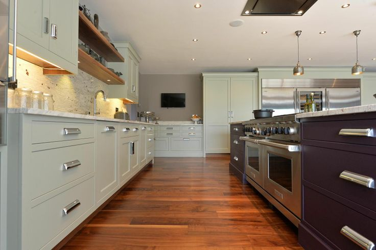 Jeremy Wood Designed Kitchens make the most of every space with their #bespokekitchens