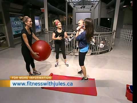 ▶ Mom and Baby Fitness - YouTube