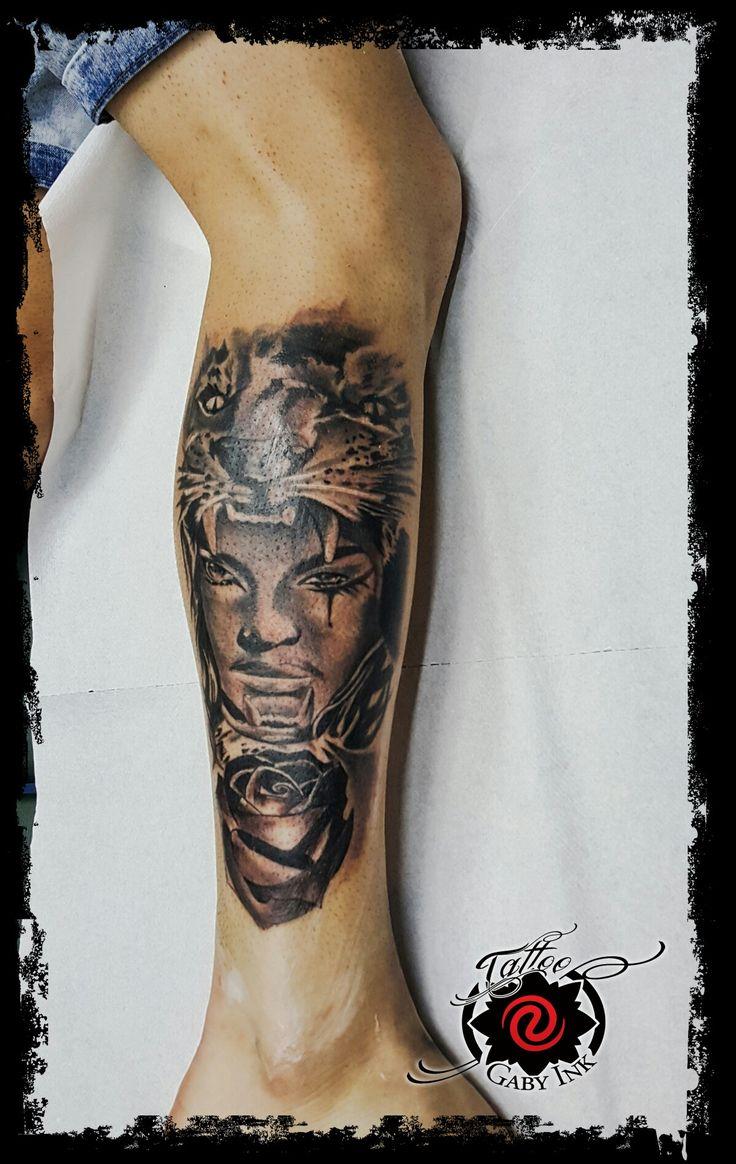 #tattoo #tattoos #tattooed #tattoogabyink #tattooleg #tattooanimals #ElTattooShop #bestattoo