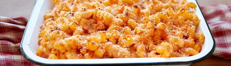 Macaroni au fromage par Josée di Stasio - di Stasio - Téléquébec