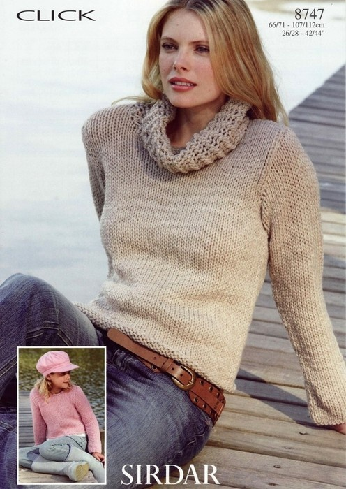 Sirdar--Sweaters